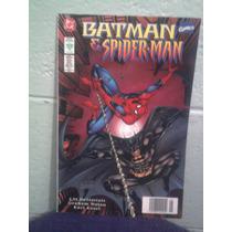Dc Comics Batman Vs Spiderman 2 Vid Marvel Crossover Araña