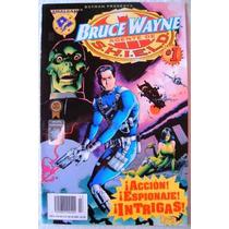 Bruce Wayne Agente De Shield / Amalgam Marvel Dc Comics Vid