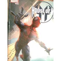 Marvel Volume 1 House Of M En Portada El Hombre Araña Vv4