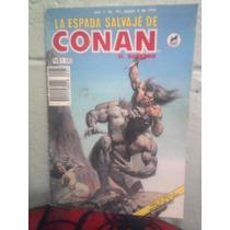 Marvel Comic La Espada Salvaje De Conan Novedades Número 161