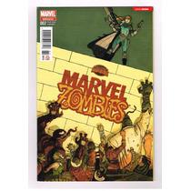 Marvel Zombies # 2 - Secret Wars - Variante - Televisa