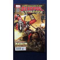Deadpool #1, Edicion Especial, Secret Wars, Marvel Comics