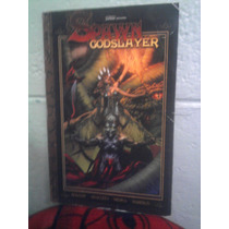 Spawn Comic Godslayer Vid En Español Mcfarlane