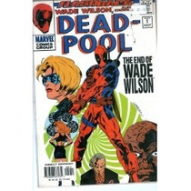 Comic Serie Flashback Dead Pool Ed. Marvel En Ingles