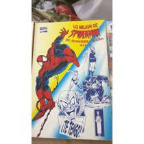 Revista Comic Lo Mejor De Spiderman Vol 2