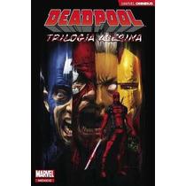 Comic Deadpool Trilogia Asesina Completa Nuevo Español