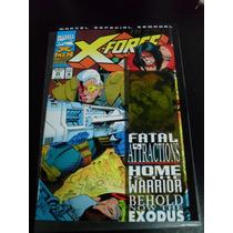 X-men Atracciones Fatales #2 N Español Wolverine Edit Televi