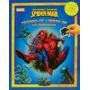 Tesoro De Libros De Calcomanias: Marvel Spiderman