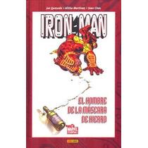 Iron Man... Quesada. Tapa Dura En Español. Hm4