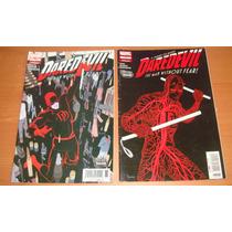 Daredevil El Hombre Si Miedo Marvel Mexico Tomos 11 Y 12