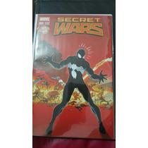 Marvel Comics Secret Wars 5 Decomixado