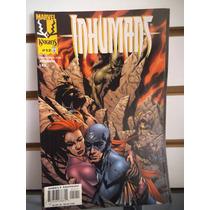 Inhumans 12 En Ingles Marvel Comics