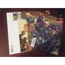 Marvel Zombis Battleword Ed Mexico