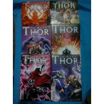 Mighty Thor- Coleccion Completa, Editorial Televisa