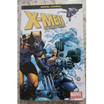 X-men Numeros Perdidos Tpb Marvel Mexico Comic