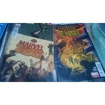Marvel Zombies, #2, Secret Wars, Televisa
