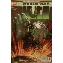 World War Hulk Marvel Evento Completo