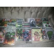 Comics Marvel World War Hulk Y Planet Hulk Completa