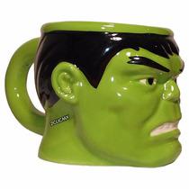 Taza Vaso Geek Marvel Avengers Hulk