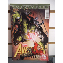 World War Hulk Avengers Initiative 01 Televisa