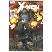Uncanny X-men # 6 - Editorial Televisa
