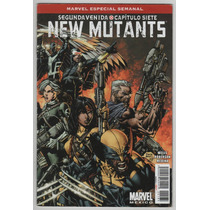 New Mutants-segunda Venida-capitulo Siete - Televisa