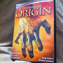 Wolverine Origins Comic Animado En Dvd Importado Eeuu X-men