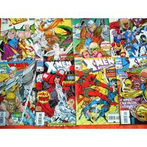 Comic Lote 54 X-men Adventures Marvel Mex Gratis 100 Bolsas