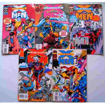 X-men Flip Book 1 Al 5 / Primeros Tomos / Marvel Comics