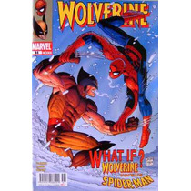 Wolverine 44 / Spider Man / X Men / Marvel Comics / Televisa