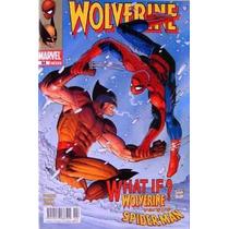 Wolverine 44. Marvel México. Número Especial. Spiderman.