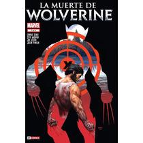 Death Of Wolverine Colección Completa En Español