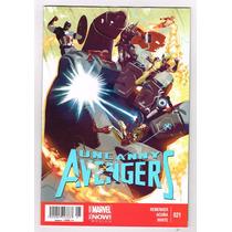 Uncanny Avengers # 21 - Marvel Now! - Editorial Televisa