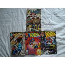 Lote De 10 Comics De X-men, Ediciones Mexicanas Y Americanas