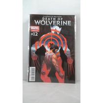 Muerte De Wolverine Marvel México Ed. Televisa