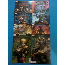Marvel Televisa,dark Wolverine,coleccion Completa