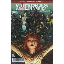 X-men Segunda Venida # 1 Televisa Checa Imagen