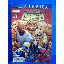 Marvel Comics Era Heroica The New Avengers #1 $55