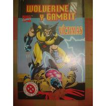 Comics Vid Wolverine Vs Gambit Victimas