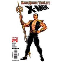Marvel Especial Semanal X Men. Reino Oscuro. La Lista.