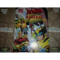 X-men Rarezas Edicion Especial Marvel Editorial Vid