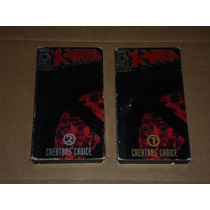 Peliculas Vhs X-men Marvel Comics Volumen 1 Y 2