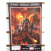X-men 37 Messiah Complex Editorial Televisa