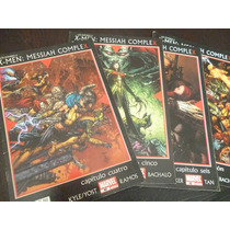 X-men Messhia Complex 4, 5, 6 Y Conclusion