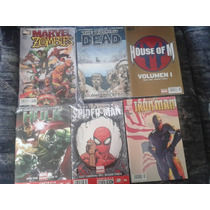Marvel Comic Vid Televisa Spiderman Venom Carnage Zombies