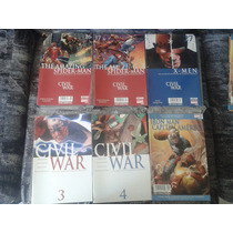 Marvel Comics Civil War Amazing Spiderman