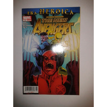 Era Heroica The New Avengers 2 Marvel Comics Op4