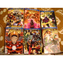The Avengers Los Vengadores Era Heroica 1-6