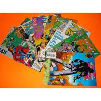 Super Lote Comics X Men Flip Book Wolverine X Men Vintage