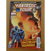 Fantastic Four Tpb Marvel Comics Mexico